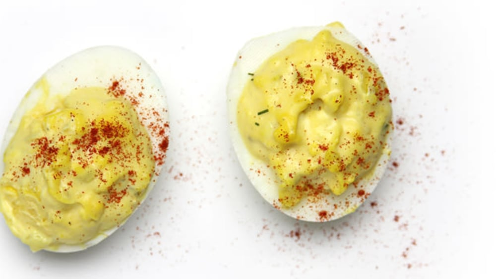 Image ofCookout Deviled Eggs