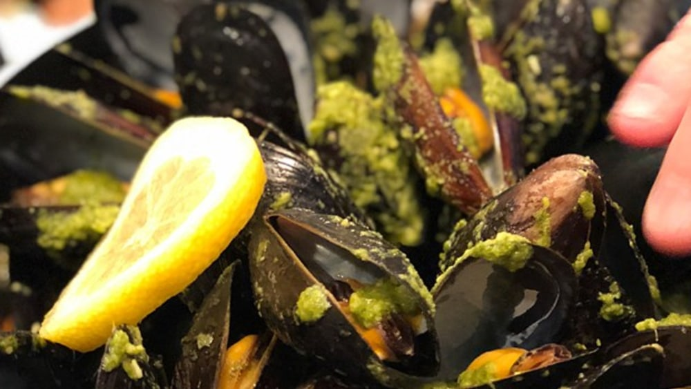 Image ofMean Green Mussels