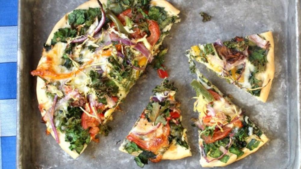 Image ofPizza Salad