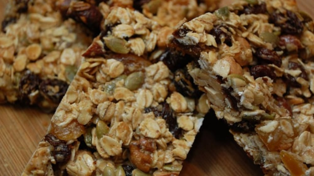 Image ofSemi-Homemade Granola Bars