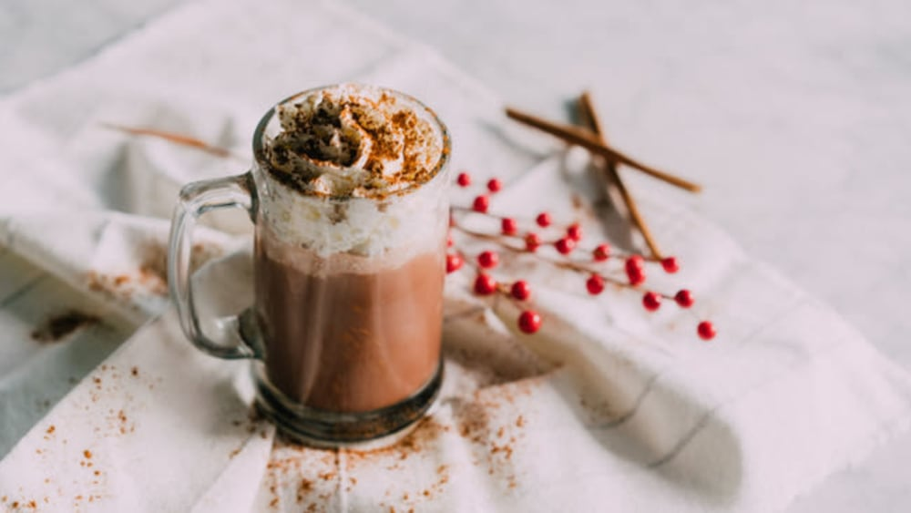 Image of Mexican Hot Chocolate with Bone Broth