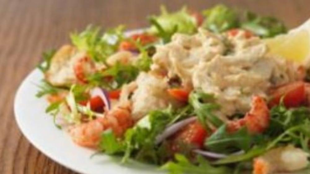 Image ofCrawfish and Arugula Salad