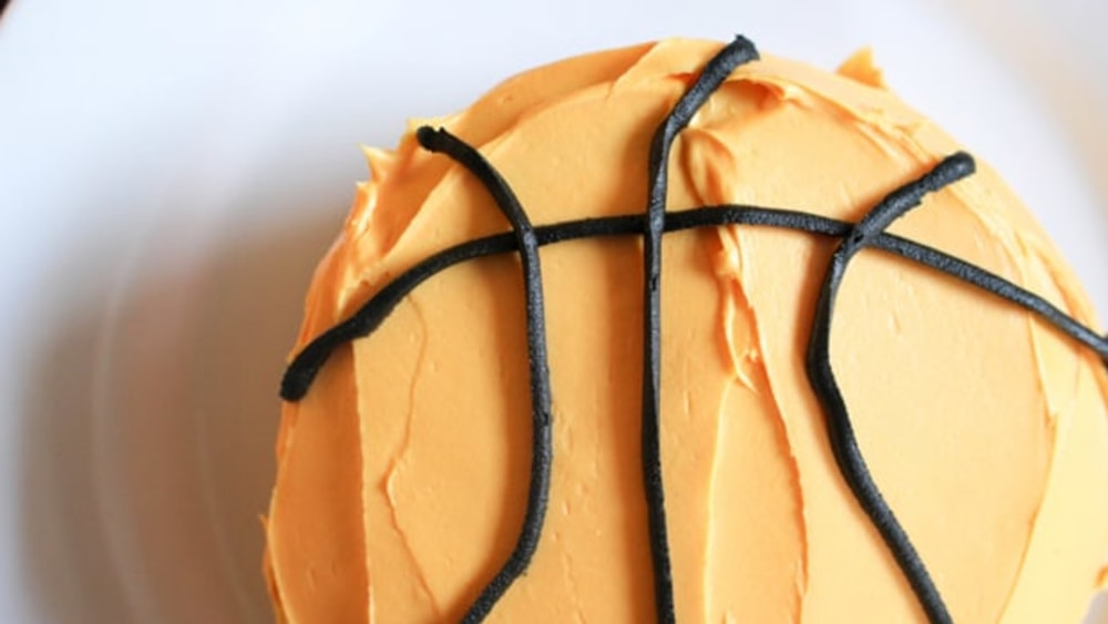 Image ofBasketball Cake
