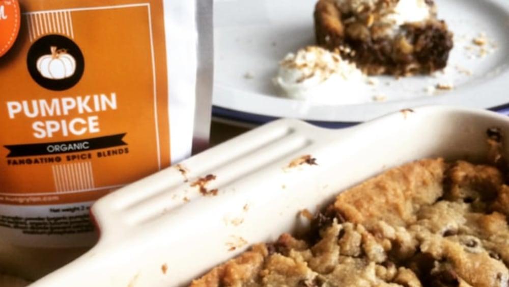 Image ofPumpkin Spice Cookie Bars