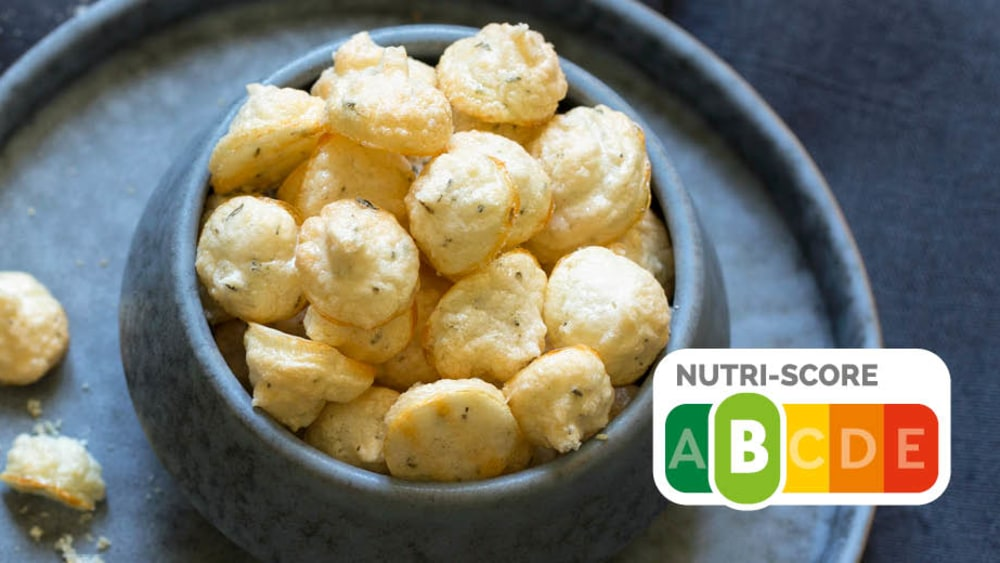 Image of Selbstgemachte Baiser-Chips