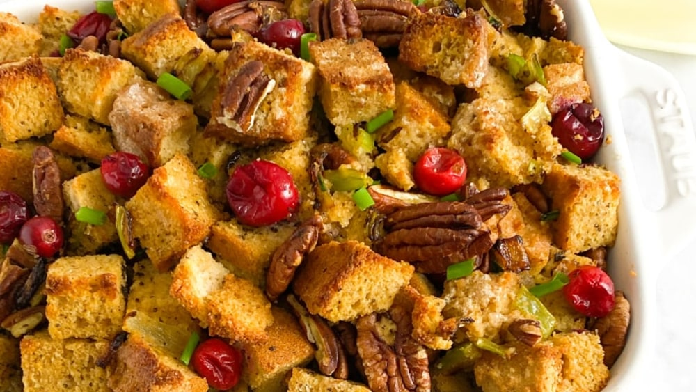 Image of Cranberry Pecan Stuffing