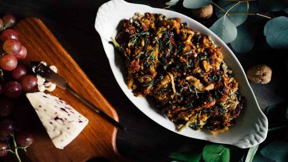 Image of Low Carb Green Bean Casserole