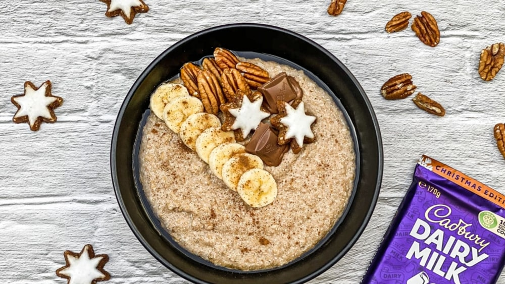 Image ofHoliday Oatmeal