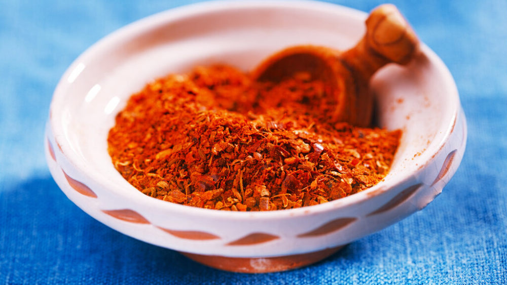 Image of Moroccan Spices: Homemade Ras El Hanout Spice Mix