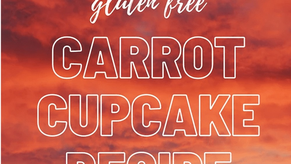 Image of Carrot Cupcakes
