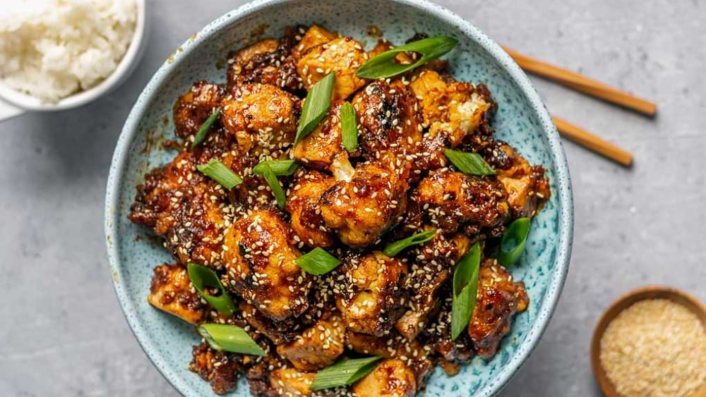 Image ofTeriyaki Cauliflower