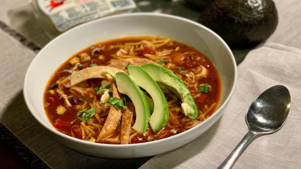 Image ofChicken Tortilla Soup