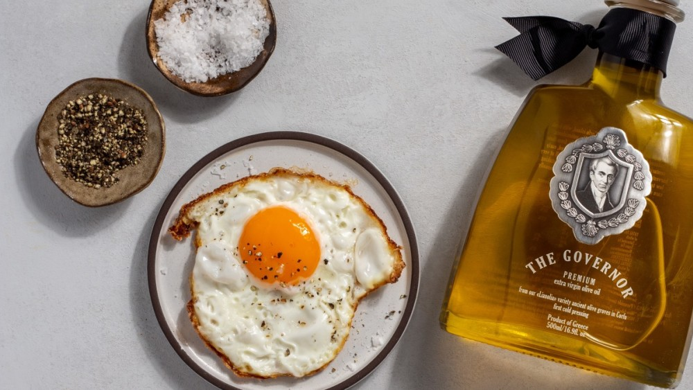 Image of The perfect fried egg