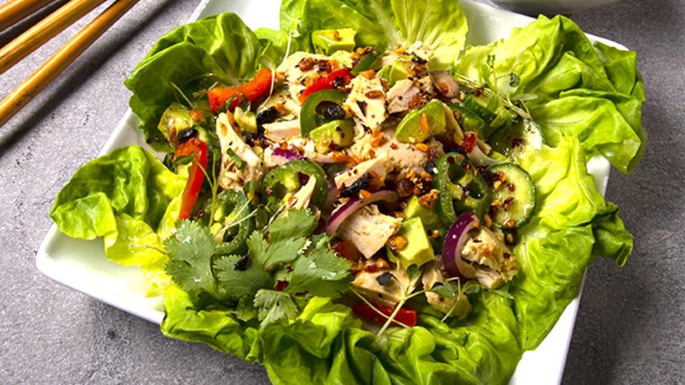 Image of Mexican oo'mämē Tuna Salad