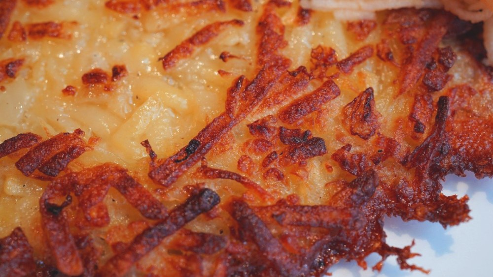 Image of Potato Latkes with a Southern Flare