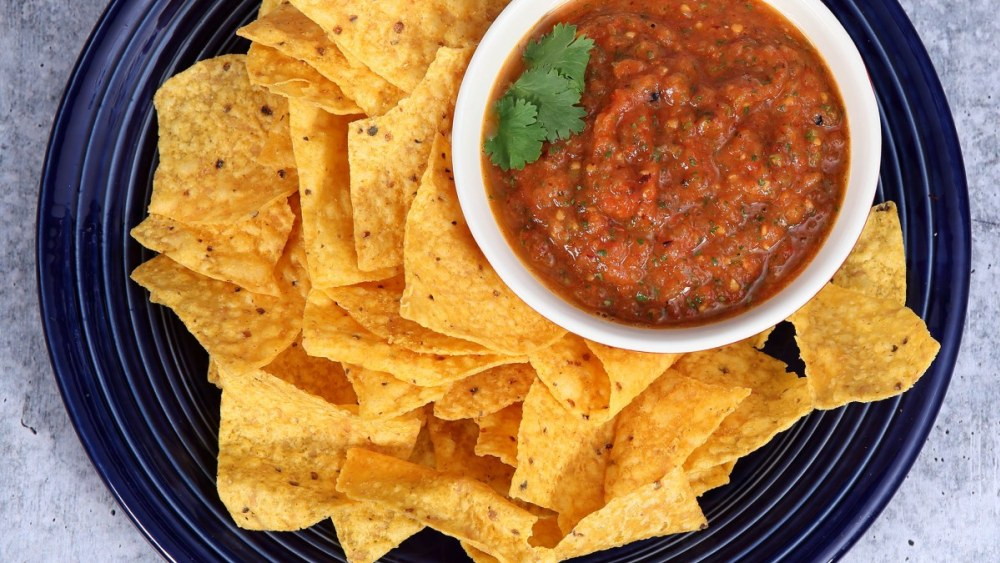 Image of Roasted Tomato Salsa with Ghost Pepper