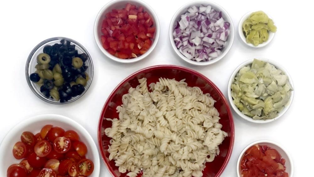 Image of Antipasto Pasta Salad