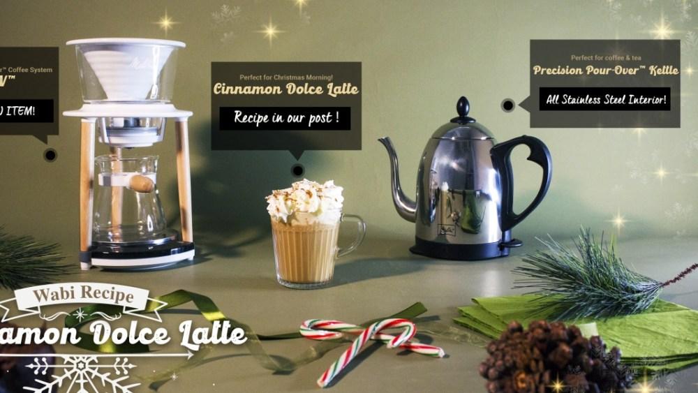 Image of Cinnamon Dolce Latte