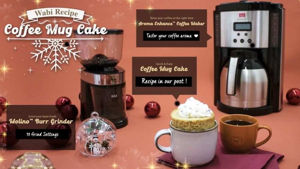 Image of Coffee Mug Cake
