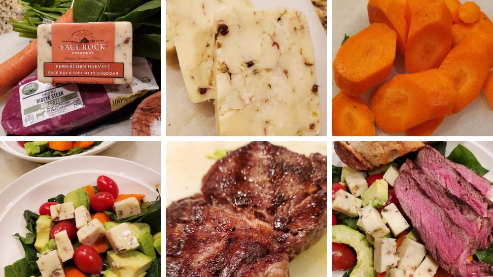 Image of Peppercorn Steak Salad