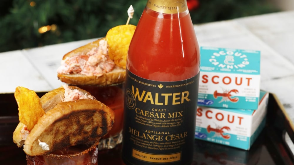 Image of Scout x Walter Caesar Holiday Seafood Caesar