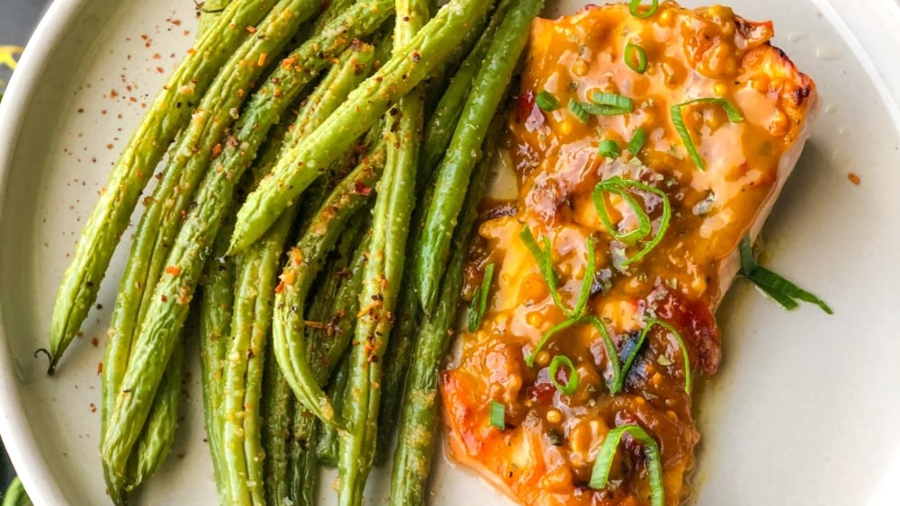 Image ofSweet & Spicy Mustard Salmon