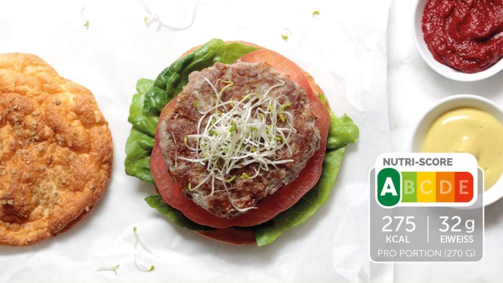 Image of Klassische Burger Patties