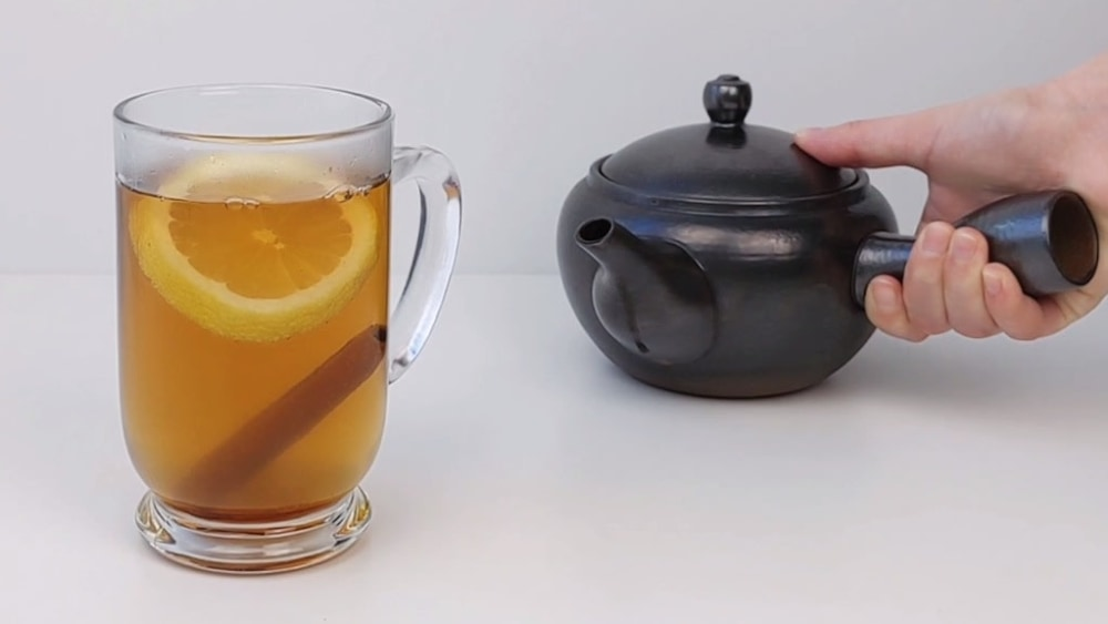 Image ofHojicha Hot Toddy
