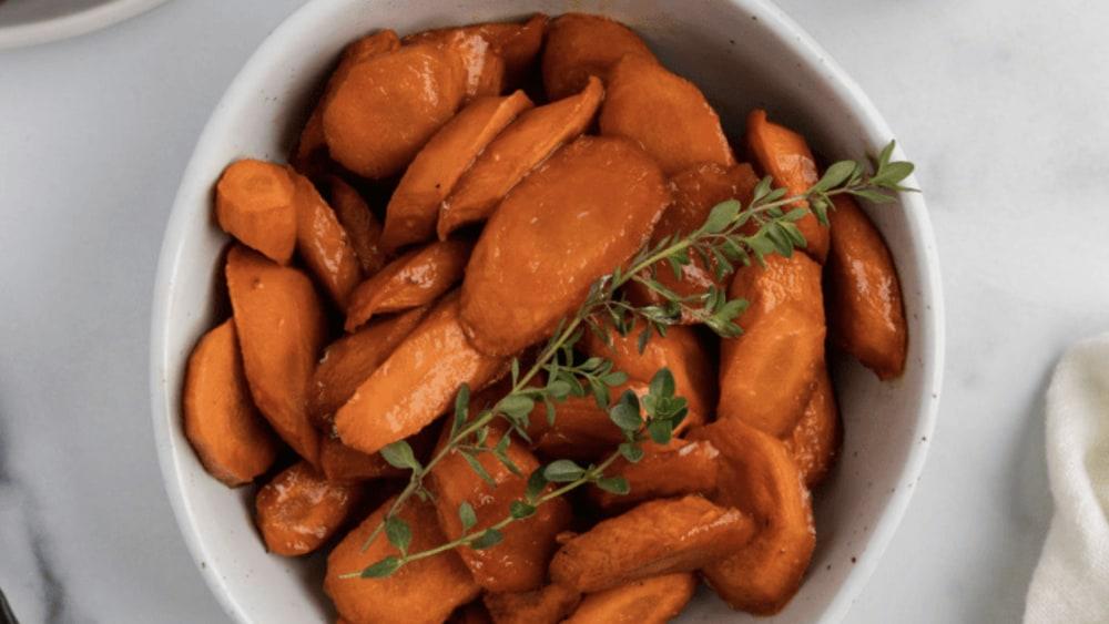 Image of Glazed Carrots