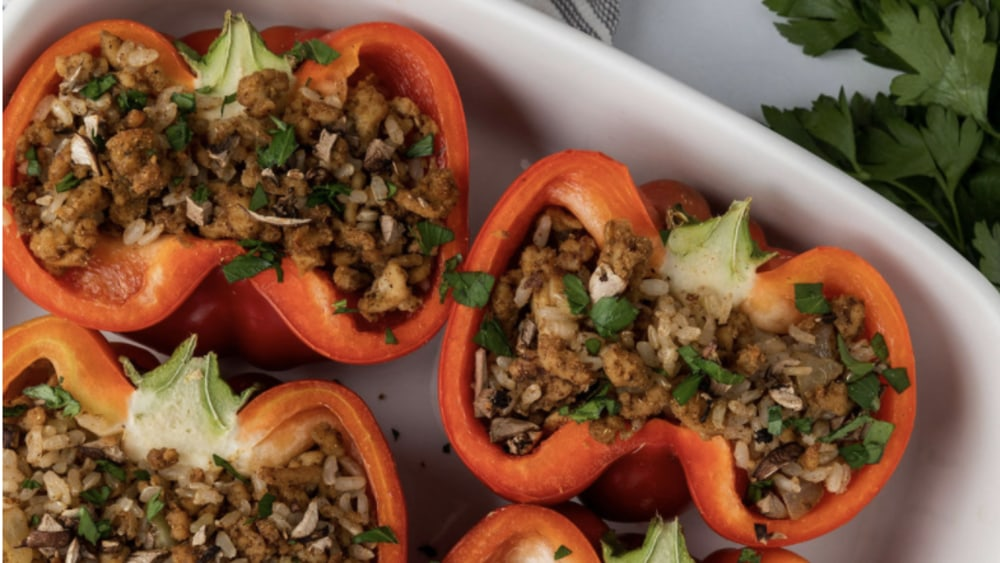 Image of Stuffed Peppers