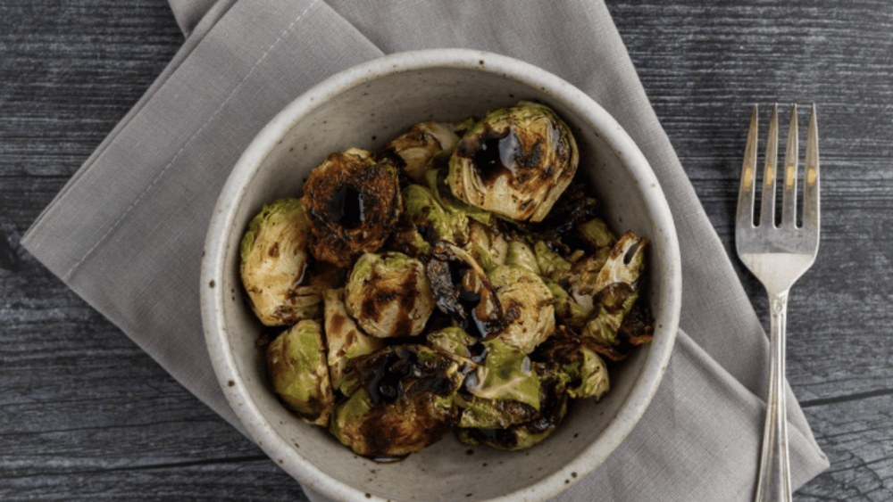 Image of Crispy Brussel Sprouts
