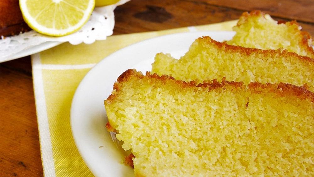 Image of Almond Pound Cake