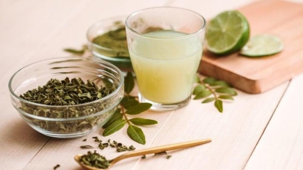 Image of Happiness Rich Moringa Tea Recipe