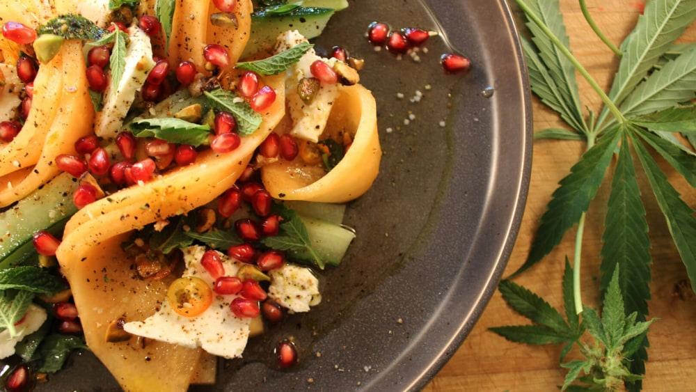 Image of Honeydew Cucumber Salad