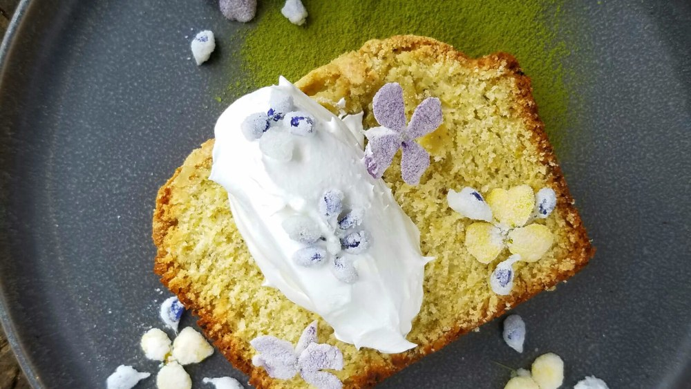 Image of Sour Tsunami Sour Cream Pound Cake