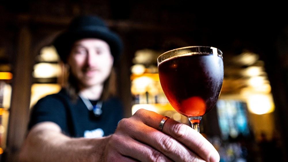 Image of Martinez Cocktail Recipe