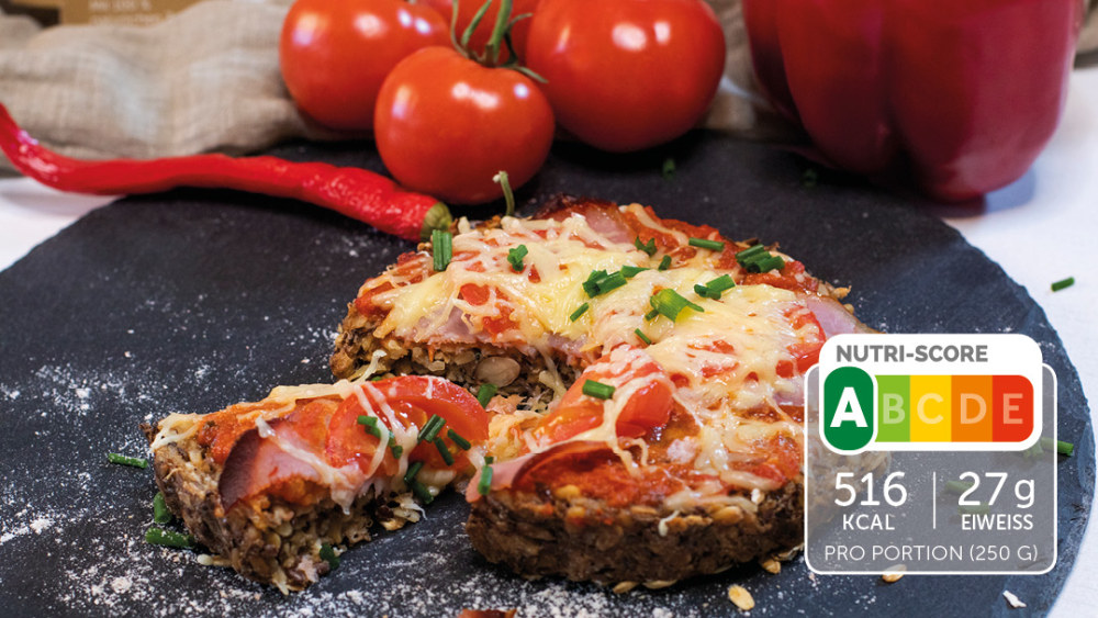 Image of Brot-Pizza