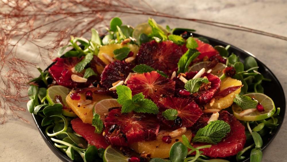 Image of Moroccan Citrus Salad + oo'mämē