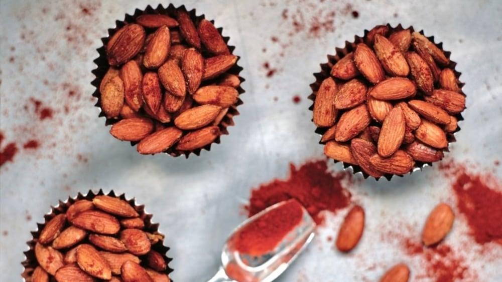 Image of Smoked Paprika Almonds