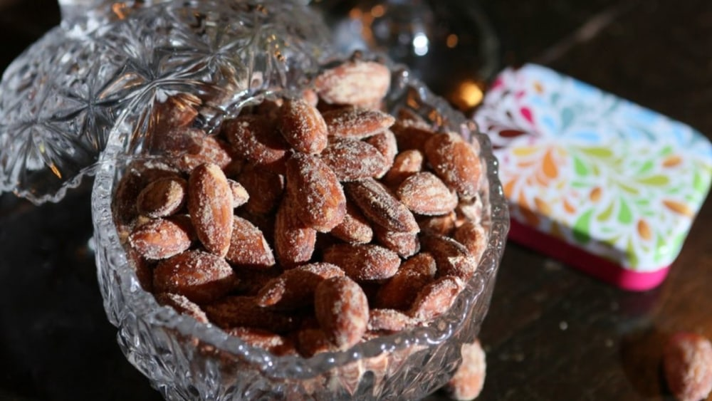 Image of Cinnamon Glazed Almonds