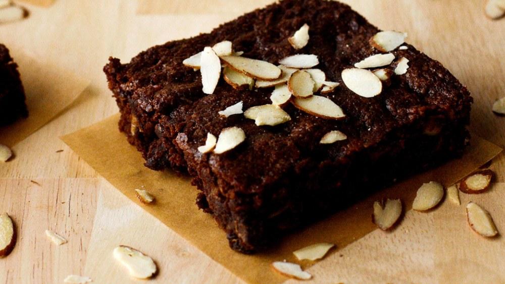 Image of Almond Flour Fudge Brownies