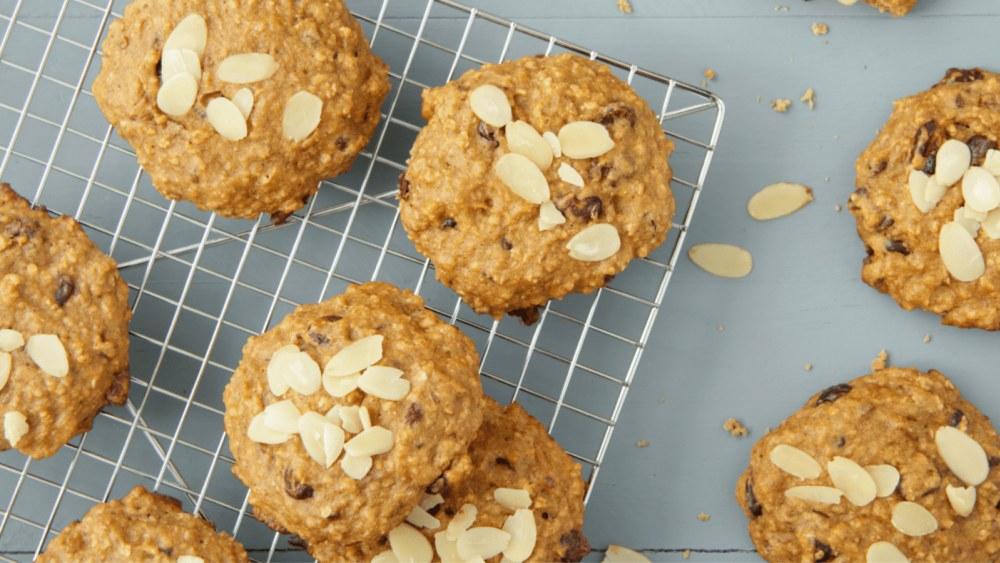 Image of Almond Date and Lemon Breakfast Cookies