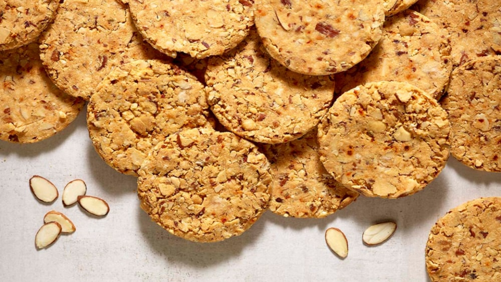 Image of Mediterranean Almond Wafers