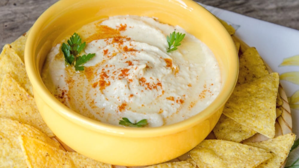 Image of Spicy Almond Dip