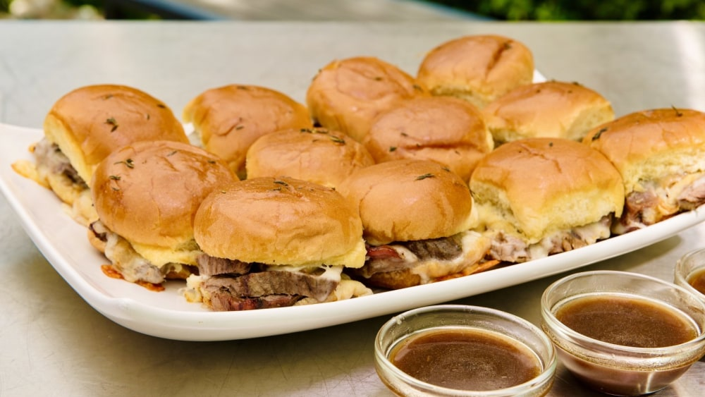 Image ofSmoked Beef French Dip