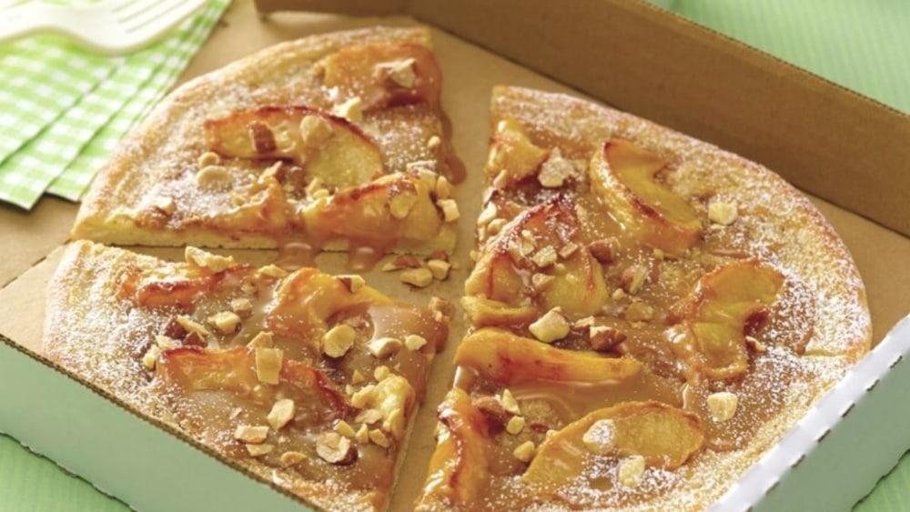 Image of Apple Pie Pizza