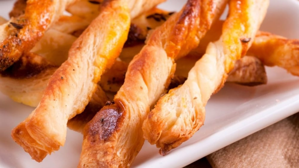 Image of Sweet Almond Twists
