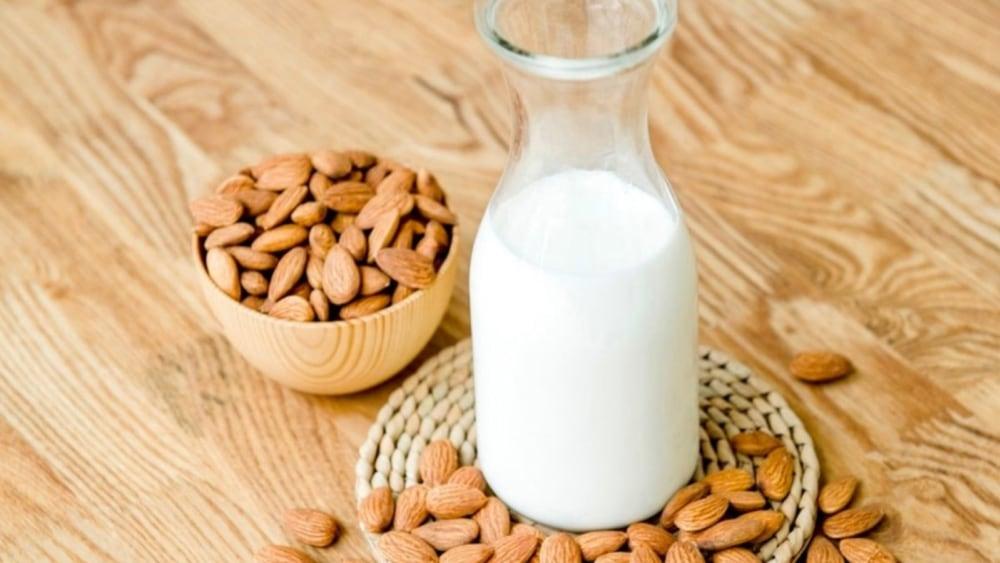 Image of Speedy Almond Milk