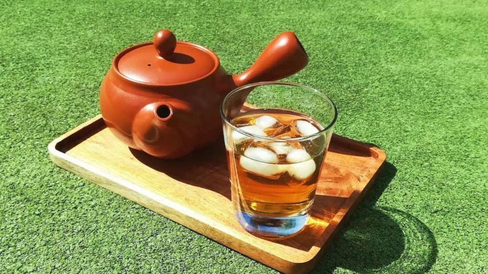 Image ofHojicha Iced Tea