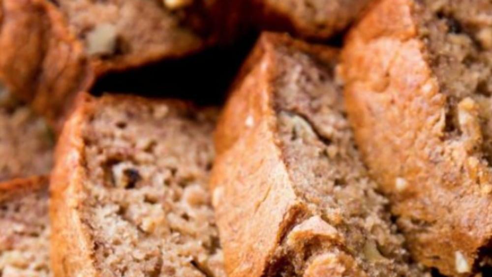 Image of Gluten-Free Banana Nut Bread